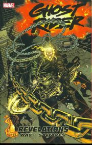 Ghost Rider Graphic Novels